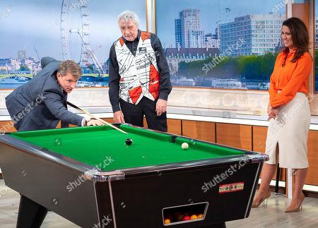 Editorial image of 'Good Morning Britain' TV show, London, UK - 09 May 2019
