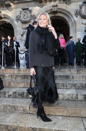 Editorial image of Opera Garnier 350th anniversary, Paris, France - 08 May 2019
