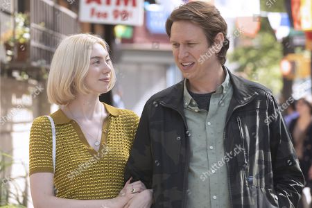 Madeline Wise as Kat and Pete Holmes as Pete Holmes