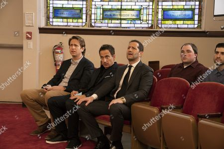 Pete Holmes as Pete Holmes, Elon Gold as Elon Gold and Modi Rosenfeld as Modi Rosenfeld