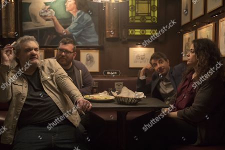Editorial picture of 'Crashing' TV Show Season 3 - 2019