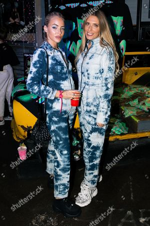 Editorial image of Jaded x Buffalo launch party, London, UK - 09 May 2019