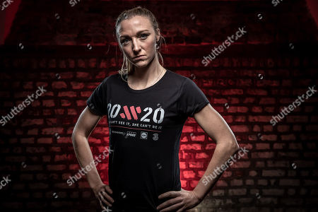 Pictured is Three's 20x20 Ambassador, Irish International and recently crowned Women's Super League Champion with Arsenal, Louise Quinn, who as part of the second phase of the 20x20 campaign is calling on people to hero your hero by paying tribute to your sporting role model on social media using #CantSeeCantBe