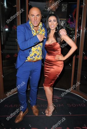 Simon Gross and Francine Lewis