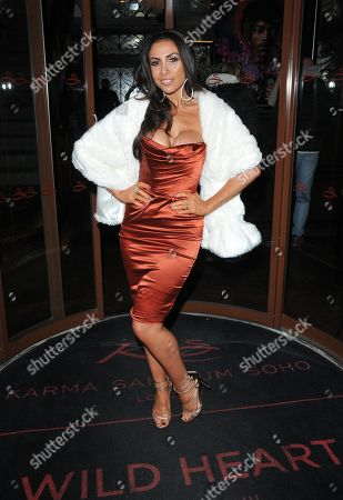 Stock Picture of Francine Lewis