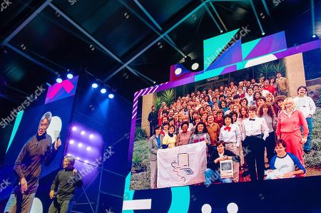 Editorial photo of 14th edition of the TNW conference, Amsterdam, Netherlands - 09 May 2019