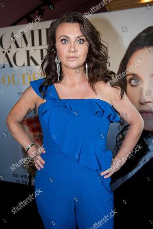 Stock Photo of Camilla Lackberg