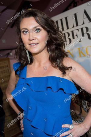 Stock Picture of Camilla Lackberg