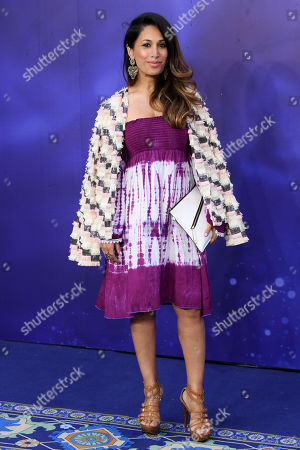 Editorial picture of 'Aladdin' film premiere, London, UK - 09 May 2019