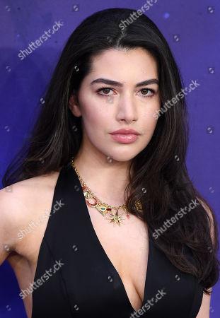 Stock Image of Nadine Hermez
