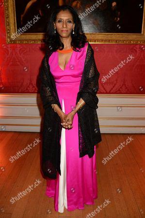 Editorial photo of Tusk Ball, Kensington Palace, London, UK - 09 May 2019
