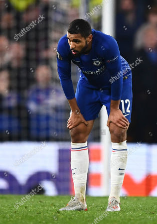 A dejected Ruben Loftus Cheek of Chelsea