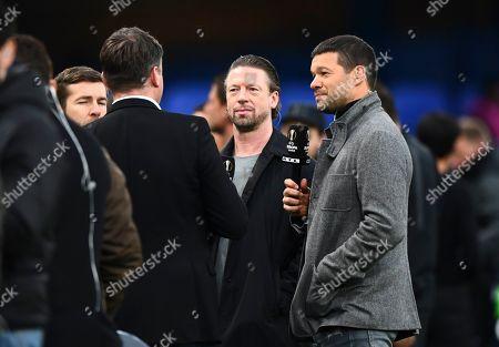 Editorial picture of Chelsea v Eintracht Frankfurt, UEFA Europa League Semi Final, 2nd leg, Football, Stamford Bridge, London, UK - 09 May 2019