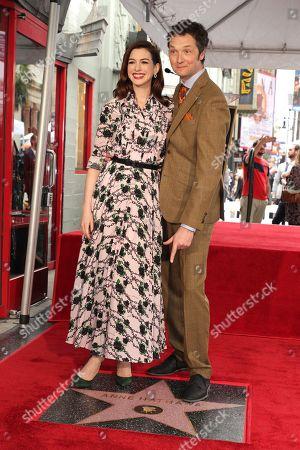 Anne Hathaway, Chris Addison, Director