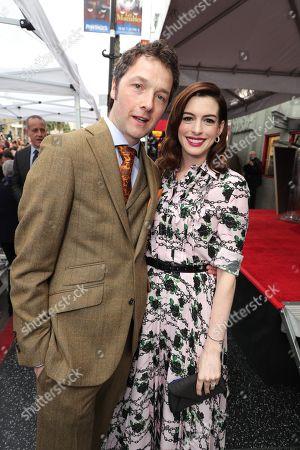 Chris Addison, Director, Anne Hathaway