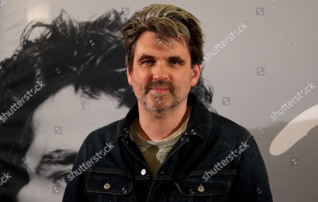 Sebastian Schipper poses during the premiere of 'Roads' at the Lichtburg Cinema in Essen, Germany, 09 May 2019.