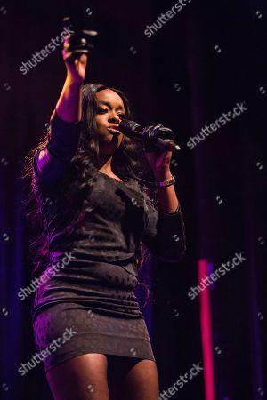 Editorial image of Azealia Banks In Concert, The Phoenix Concert Theatre, Toronto, Canada - 08 May 2019