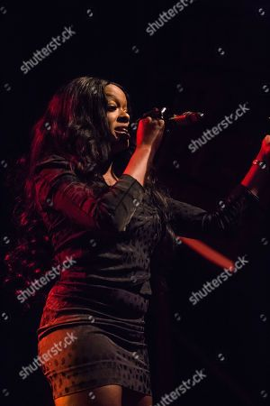 Editorial picture of Azealia Banks In Concert, The Phoenix Concert Theatre, Toronto, Canada - 08 May 2019