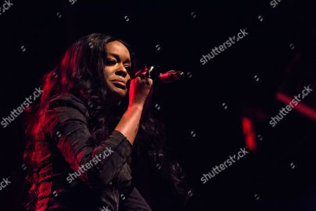 Editorial photo of Azealia Banks In Concert, The Phoenix Concert Theatre, Toronto, Canada - 08 May 2019
