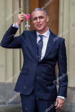 Editorial photo of Investitures at Buckingham Palace, London, UK - 09 May 2019