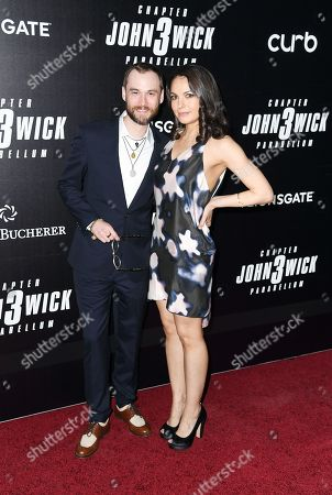 Editorial photo of 'John Wick: Chapter 3 Parabellum' film premiere, Arrivals, New York, USA - 09 May 2019