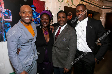 Editorial picture of 'Death of a Salesman' play, After Party, London, UK - 09 May 2019