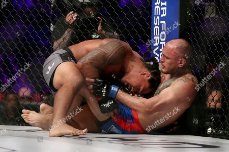 Editorial photo of PFL 1 MMA, Uniondale, USA - 09 May 2019