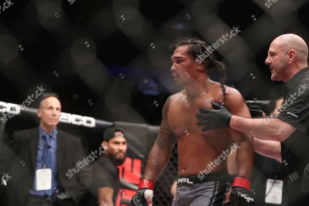 Editorial image of PFL 1 MMA, Uniondale, USA - 09 May 2019