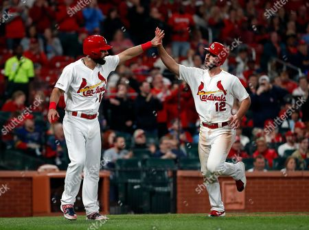 Editorial picture of Pirates Cardinals Baseball, St. Louis, USA - 09 May 2019
