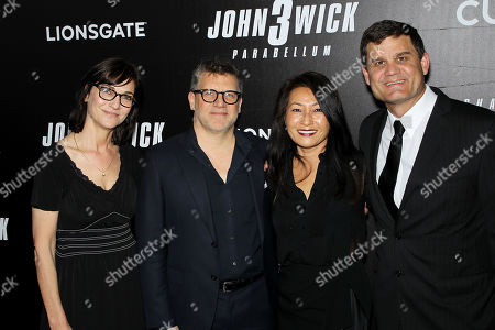 Eda Kowan, Helen Lee Kim and Jason Constantine