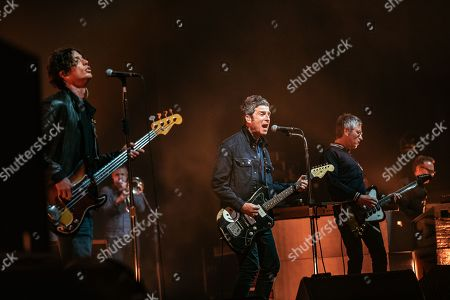 Editorial photo of Noel Gallagher's High Flying Birds in concert, London, UK - 09 May 2019