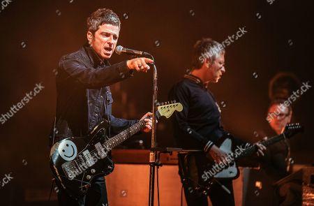 Stock Photo of Noel Gallagher, Gem Archer