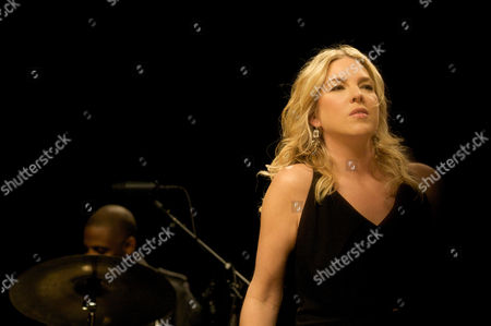Stock Image of Diana Krall