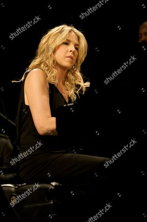 Stock Picture of Diana Krall