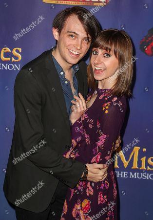 Dylan Riley Snyder and Allisyn Ashley Arm