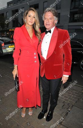 Patricia Caring and Richard Caring