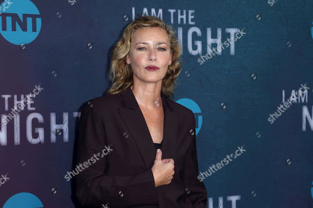 """Connie Nielsen arrives at the """"I Am the Night,"""" FYC event at the Television Academy Theater, in Los Angeles"""