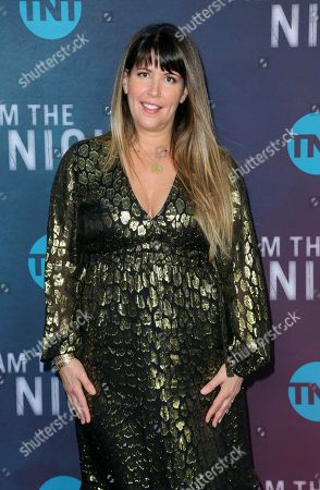 "Patty Jenkins arrives at the ""I Am the Night"" FYC event at the Television Academy Theater, in Los Angeles"