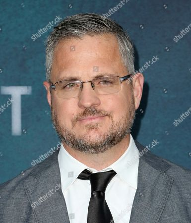 """Sam Sheridan arrives at the """"I Am the Night"""" FYC event at the Television Academy Theater, in Los Angeles"""
