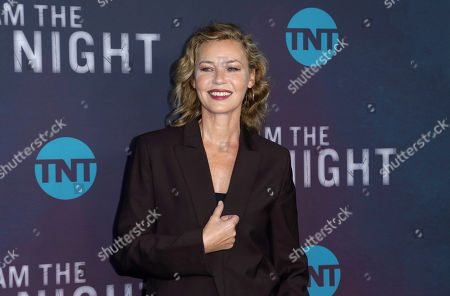 """Connie Nielsen arrives at the """"I Am the Night"""" FYC event at the Television Academy Theater, in Los Angeles"""