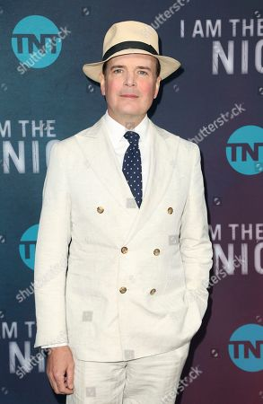 "Jefferson Mays arrives at the ""I Am the Night"" FYC event at the Television Academy Theater, in Los Angeles"