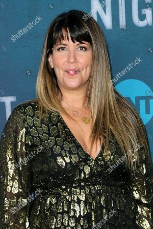 "Stock Photo of Patty Jenkins arrives at the ""I Am the Night"" FYC event at the Television Academy Theater, in Los Angeles"