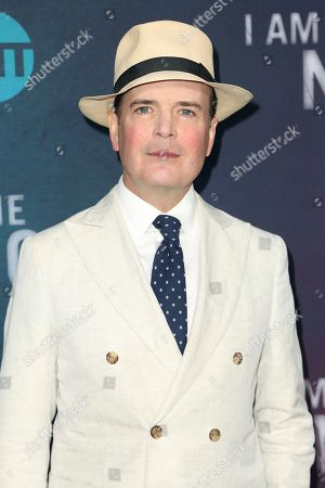 "Stock Image of Jefferson Mays arrives at the ""I Am the Night"" FYC event at the Television Academy Theater, in Los Angeles"