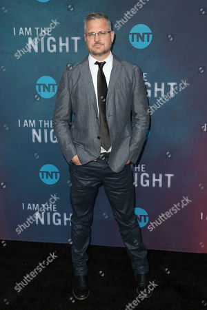 "Sam Sheridan arrives at the ""I Am the Night"" FYC event at the Television Academy Theater, in Los Angeles"