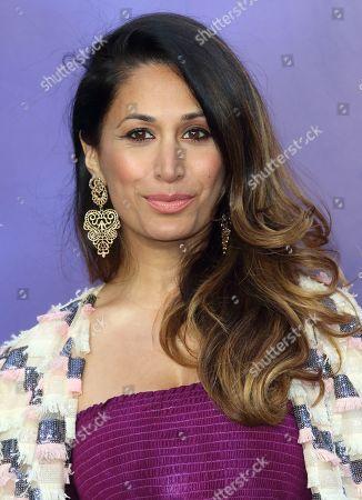 Editorial image of 'Aladdin' film premiere, London, UK - 09 May 2019