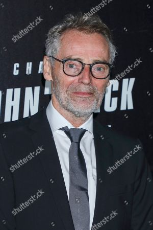 Editorial picture of 'John Wick: Chapter 3 Parabellum' film premiere, Arrivals, New York, USA - 09 May 2019