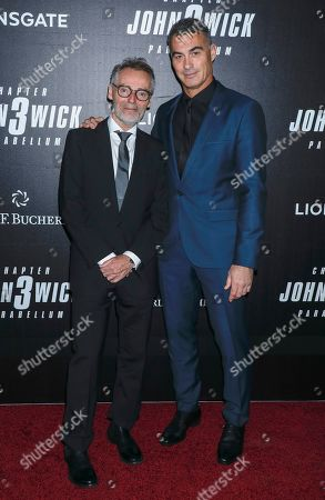 Editorial image of 'John Wick: Chapter 3 Parabellum' film premiere, Arrivals, New York, USA - 09 May 2019