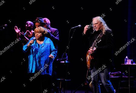 Editorial image of Mavis Staples Performs at the Apollo Theater, New York, USA - 09 May 2019