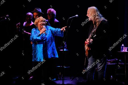 Editorial photo of Mavis Staples Performs at the Apollo Theater, New York, USA - 09 May 2019