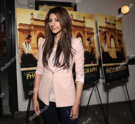 Stock Picture of Reshma Shetty